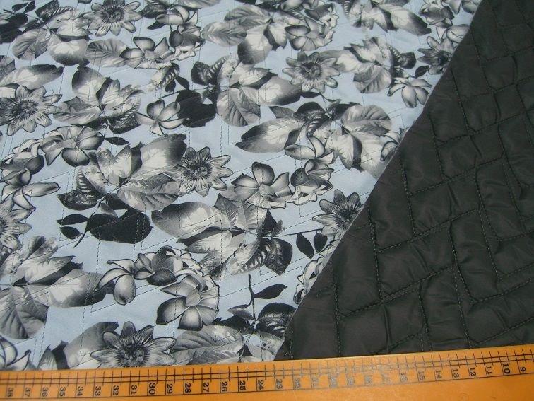 9520632aab76 Курточная ткань стеганая (п/а, шелк подкладка), ширина 135 с оптом в ...