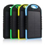 Solar Power Bank 5000 mAh  оптом