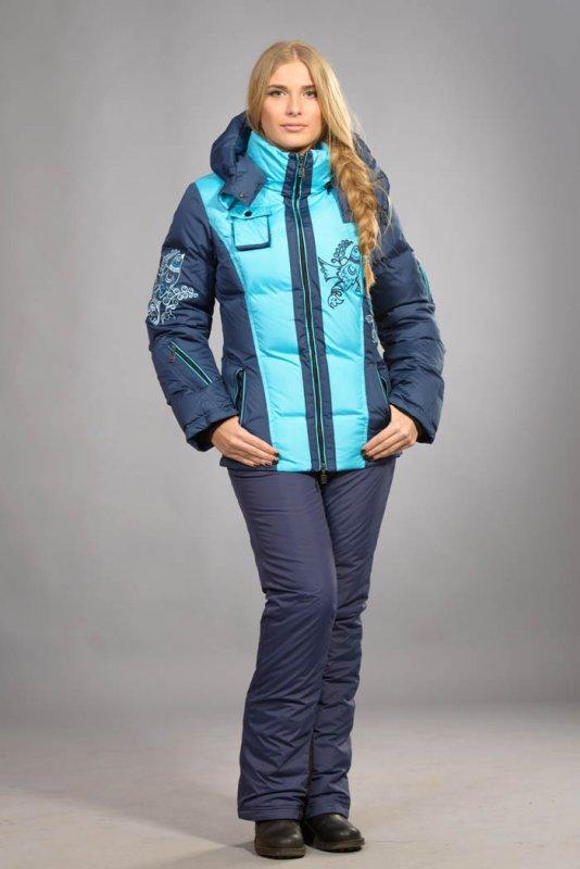Зимние лыжные костюмы женские