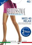 MISS 40 RELAX - 2 pairs