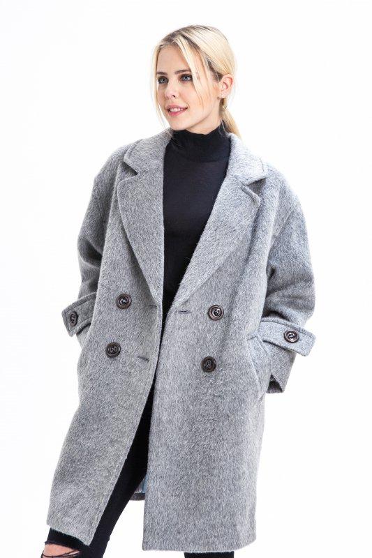 e958f987b7a Женское пальто оверсайз SUCCESS оптом в г.Москва (ООО Корона Стиля)