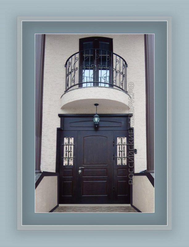 стальные парадные двери клин