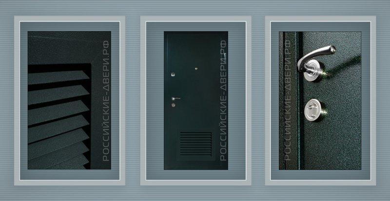 железная дверь в котельную под заказ в солнечногорске