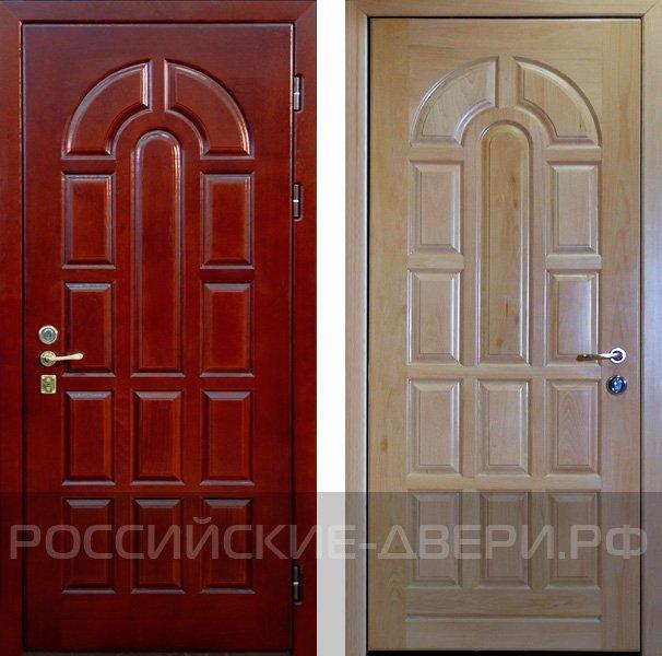 входные двери клинские 3 мм