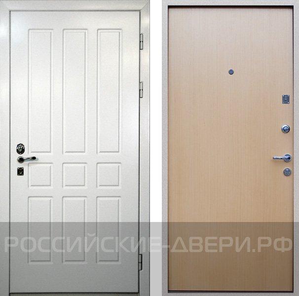 металлические двери в россии оптом
