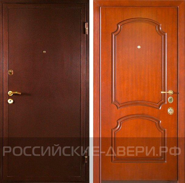 российские железные двери в москве