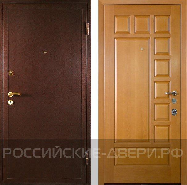 изготовление металлические двери с порошковым напылением недорого