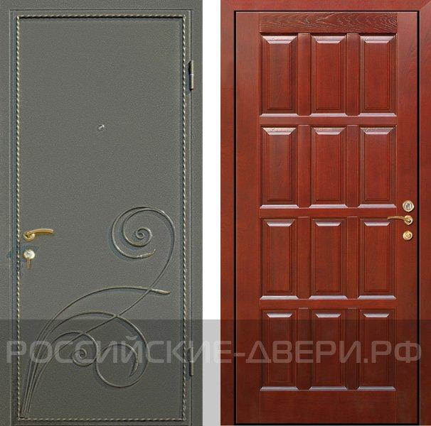 уличные стальные двери в домодедовском районе