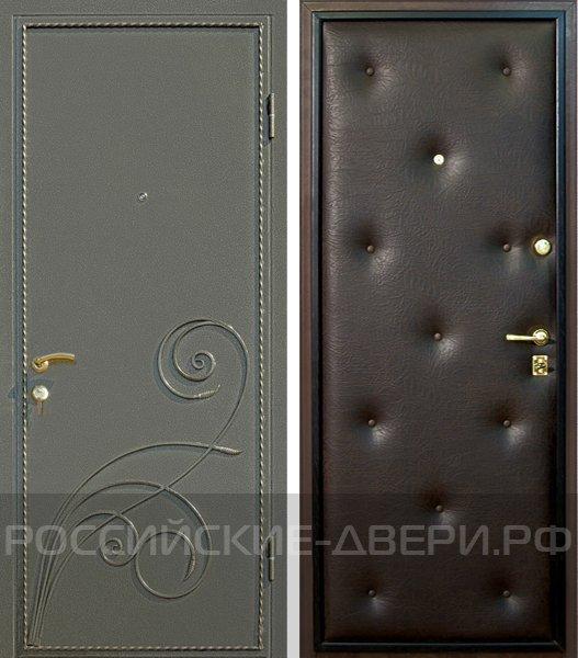 двери в подъезд металлические в заречном