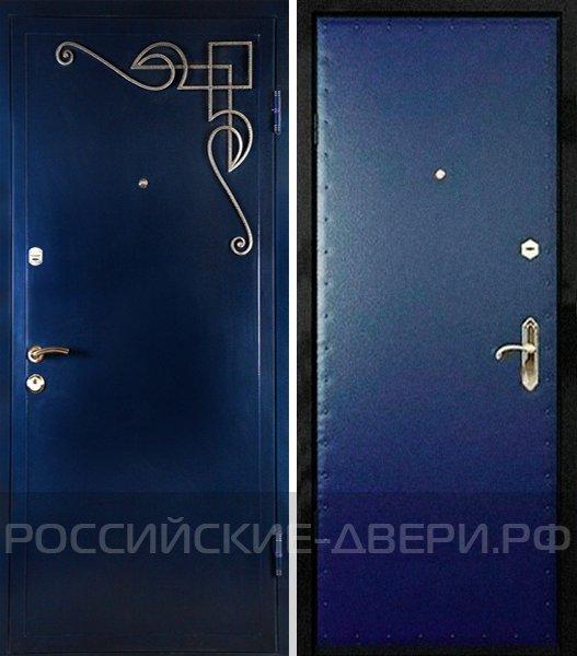 входные двери с напылением клинские