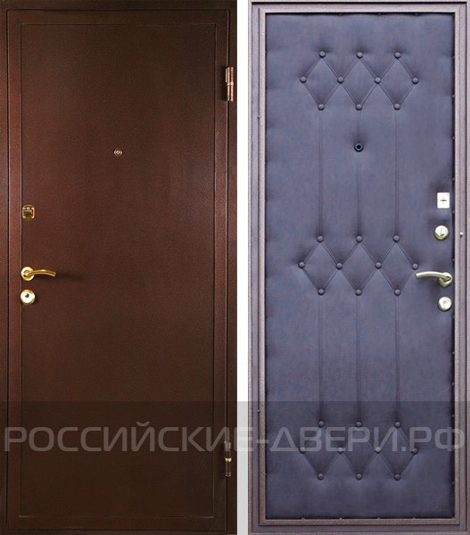 железные двери дорого купить в москве с установкой