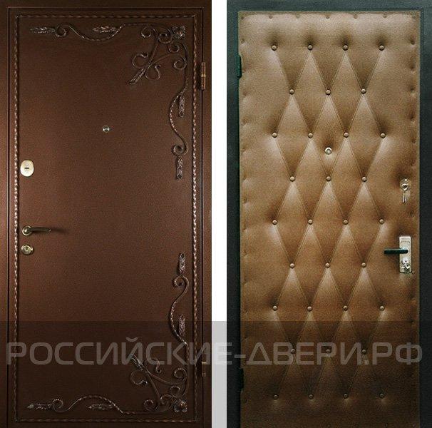 входная дверь железная российское производство москва