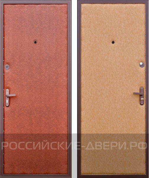 средняя цена входную дверь