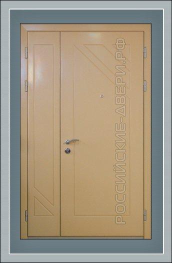 металлическая дверь на лестничной площадке недорого в долгопрудном