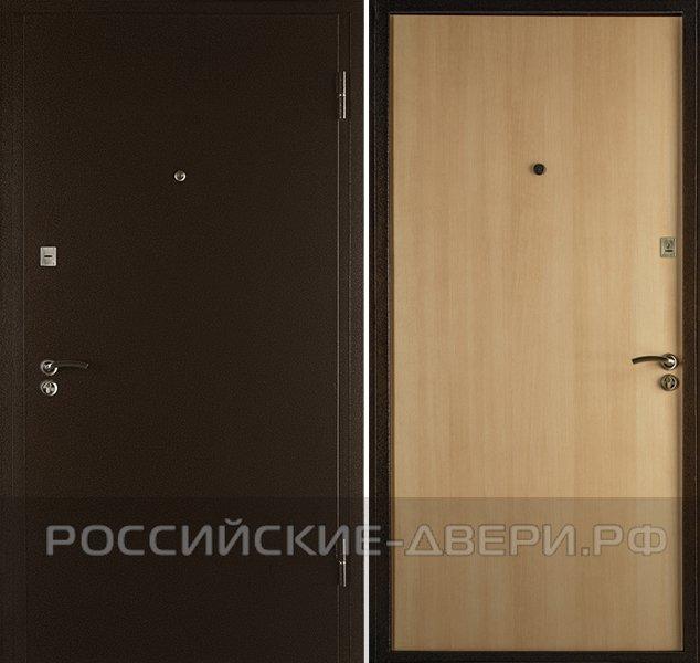 двери металлические входные российского производителя