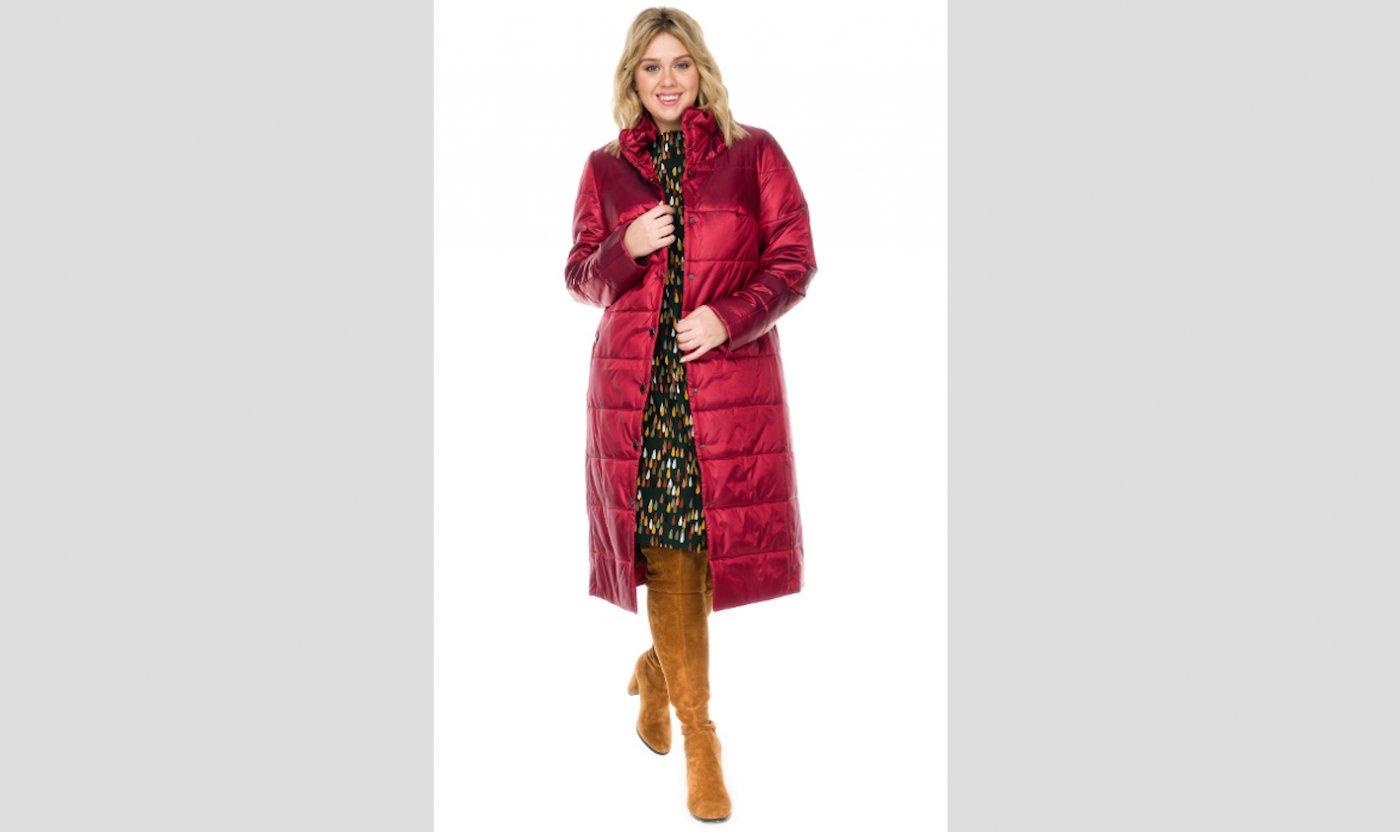 7ff2c190297 Осенние стеганые пальто больших размеров оптом в г.Санкт-Петербург ...